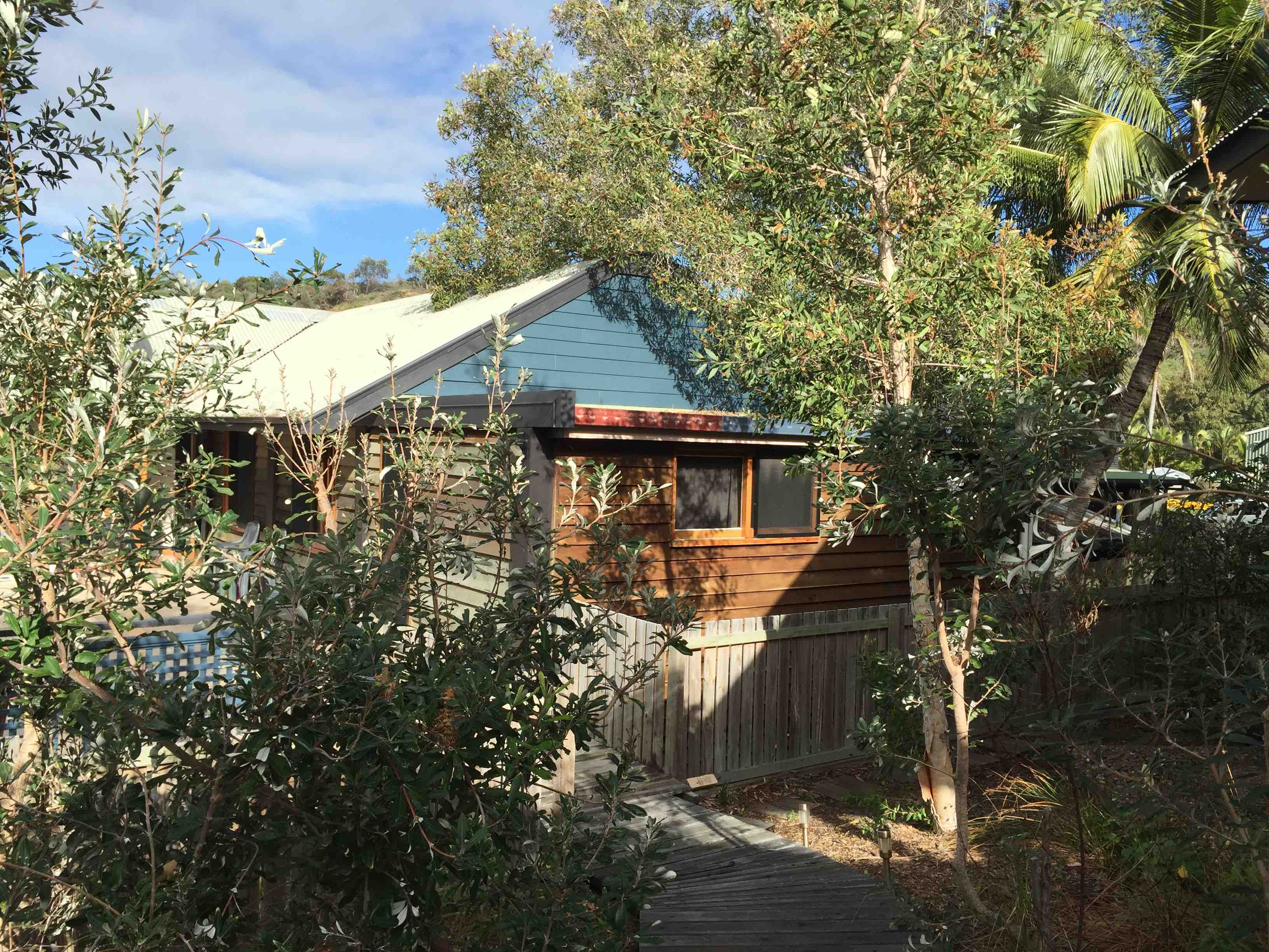 Exterior | Fraser Island Retreat | Happy Valley