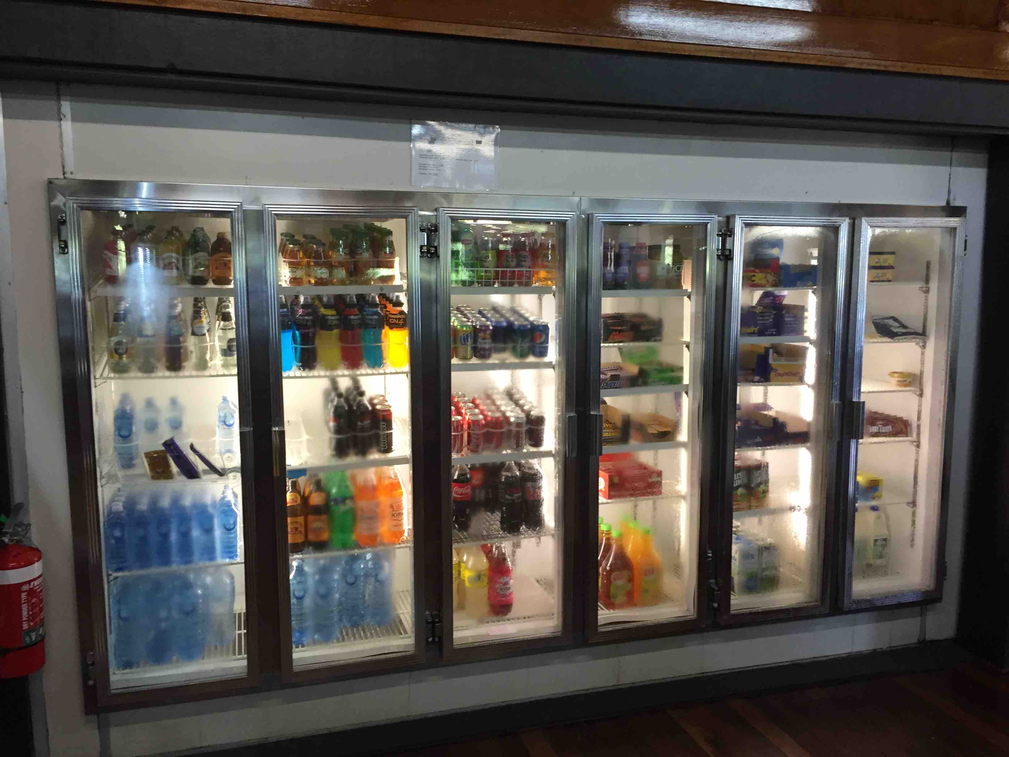 Shop Drinks Fridge | Fraser Island Retreat | Happy Valley