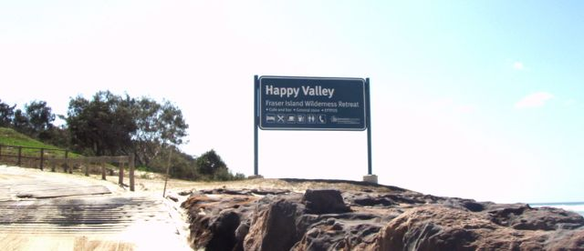 Happy Valley  | Fraser Island Retreat | Happy Valley