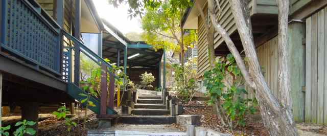 Cabins | Fraser Island Retreat | Happy Valley