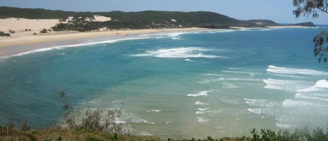 View-from-indian-head | Fraser Island Retreat | Happy Valley